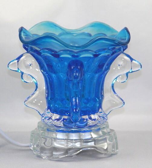 BLUE FLOWER ELECTRIC OIL BURNER