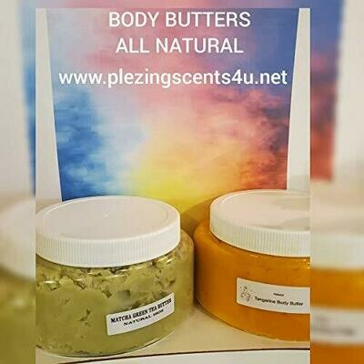 MANGO BUTTER-ULTRA REFINED- 2 OUNCE JAR