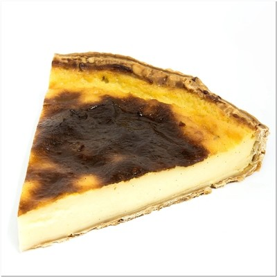Flan à la vanille de Papouasie-Nouvelle-Guinée