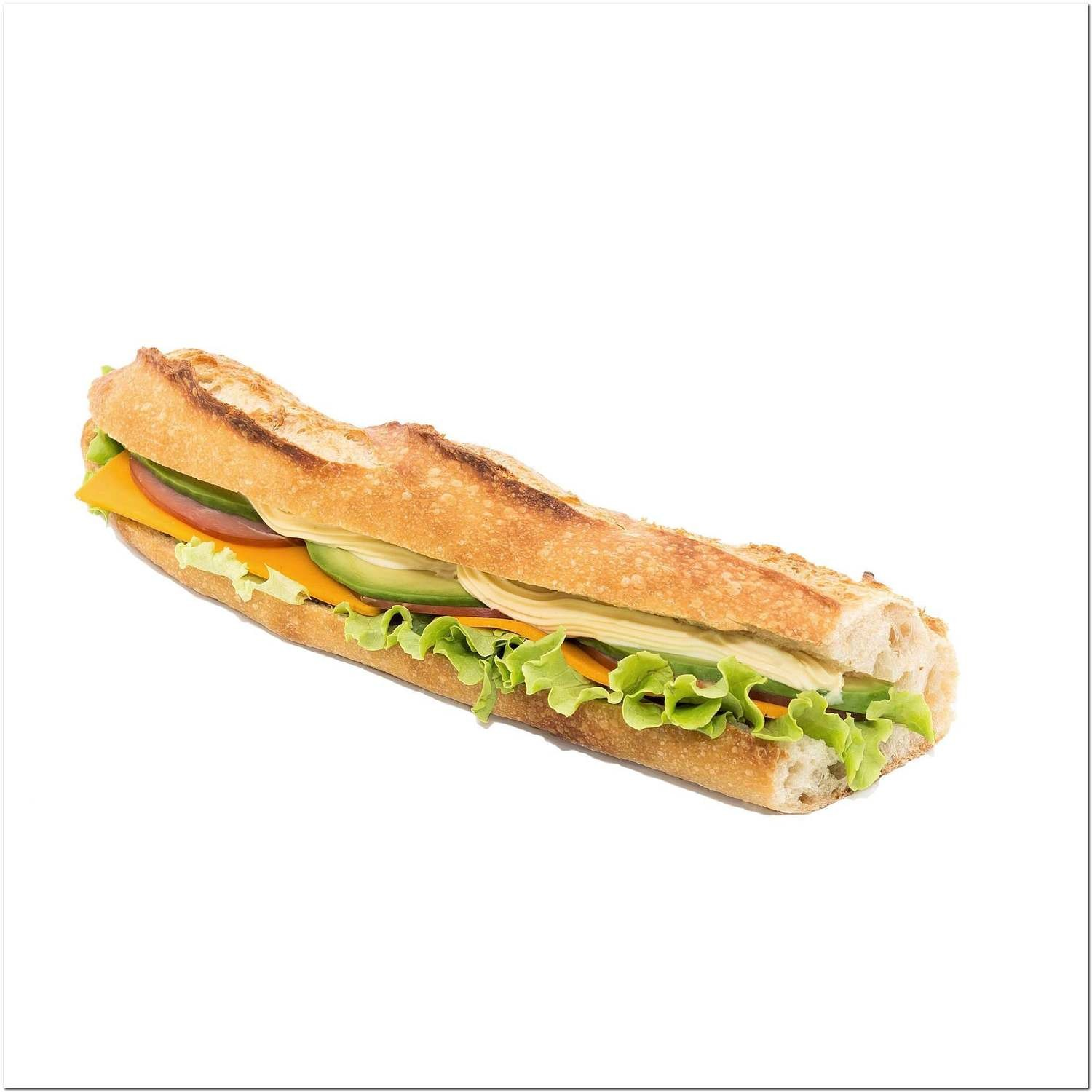 Sandwich Bacon-Avocat