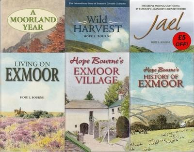 Hope Bourne Books