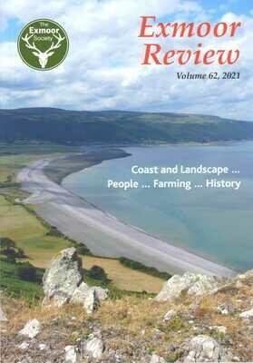 Exmoor Review, vol 62, 2021
