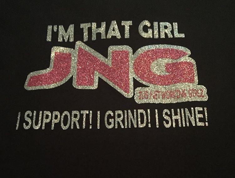 I'm that Girl T-shirt