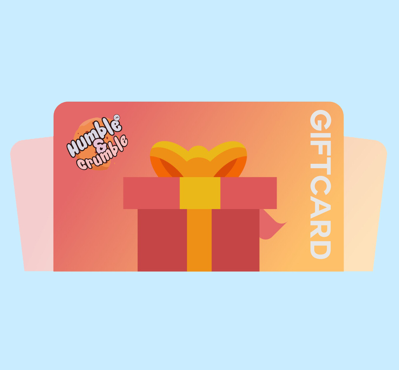 Digitale Gift Card
