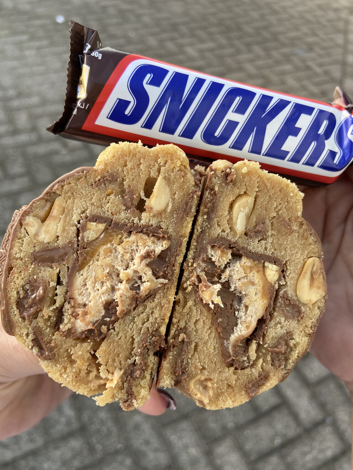 Snickers 4x150gr (pre-order)