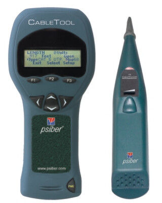 Cable Tool CTK5015HR Multifunction Cable Meter w/CT15 Cable Tracker Probe