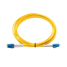 Cable, F/O, Single Mode, LC to LC, 1 Meter, 9um/125um core