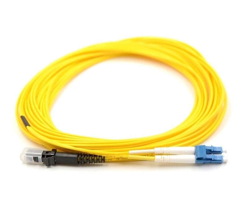 Cable, F/O, Single Mode, LC-MTRJ, 1Meter, 9um/125um core