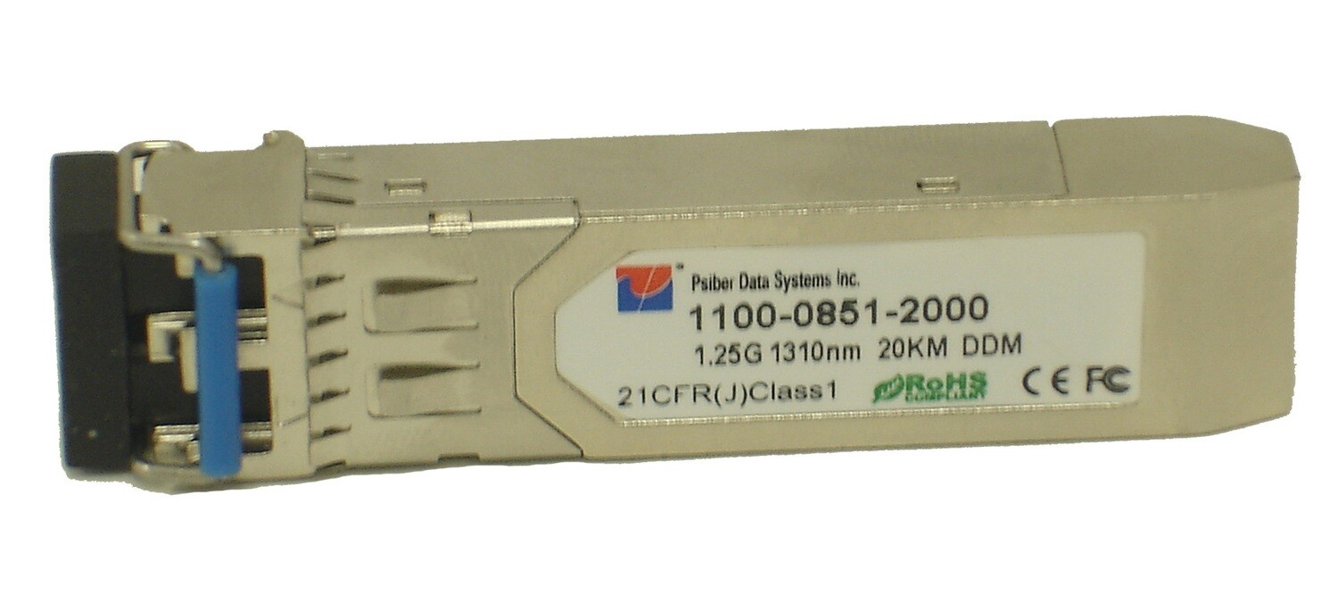 Multimode SFP - 850nm, 1.25Gb*