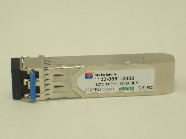 Single Mode Bi-Directional 1310TX/1490RX, 1.25Gb