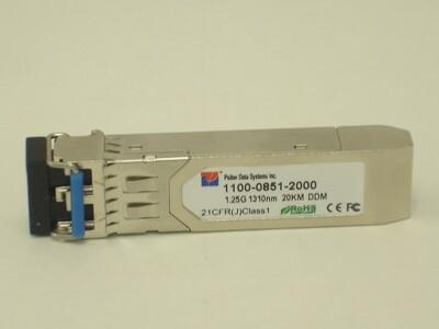 Single Mode SFP - 1310nm, 1.25Gb