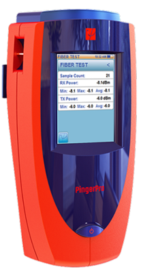 PingerPro 75 Cable and Connectivity Tester