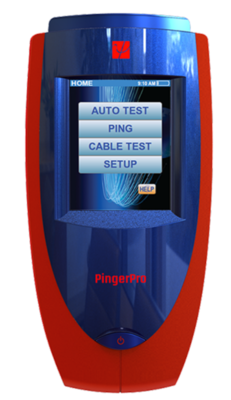 PingerPro 7015 Cable and Connectivity Tester w/CT15-Cable Tracker Probe
