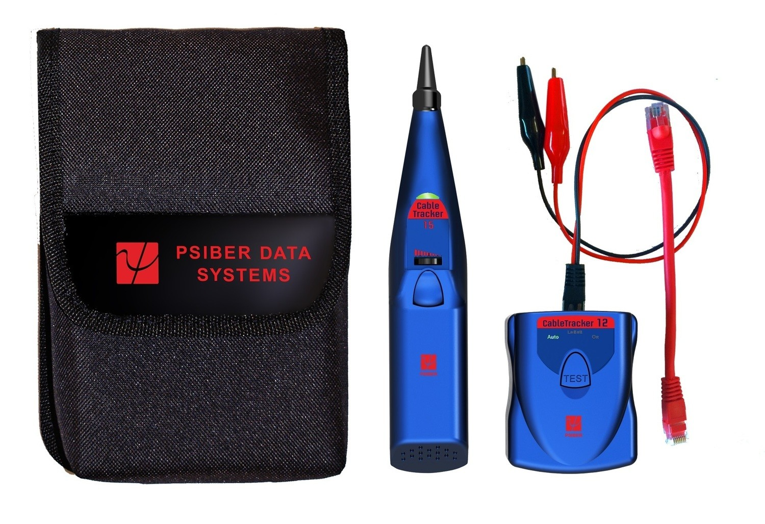 CableTracker CTK1215 High Power Tone and Probe Kit