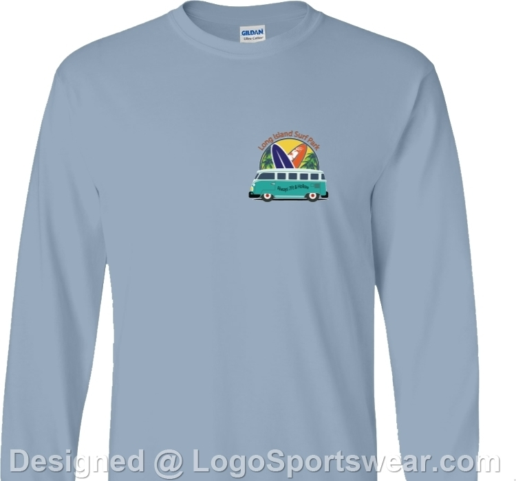 LI Surf Park Long Sleeve T-Shirt