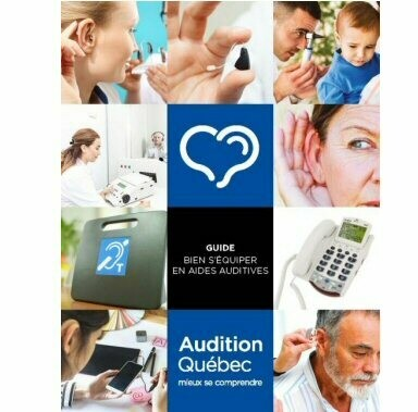 Guide Bien s'équiper en aides auditives