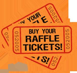 Golf Club Raffle Tickets - 3 Tickets