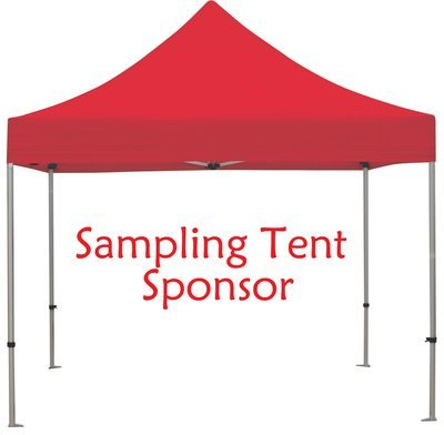 Sampling Tent - Middle Tennessee Golf Classic