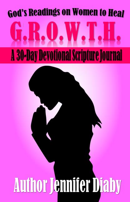 30 Day Devotional Scripture Journal