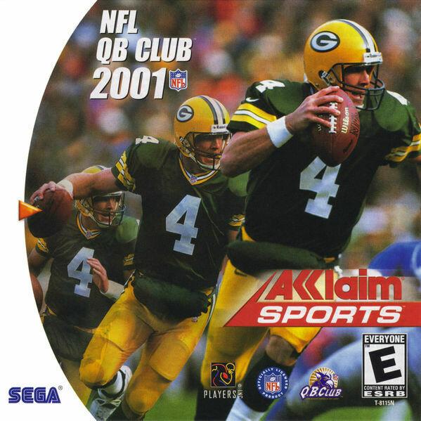 NFL QB Club 2001 (NEW)