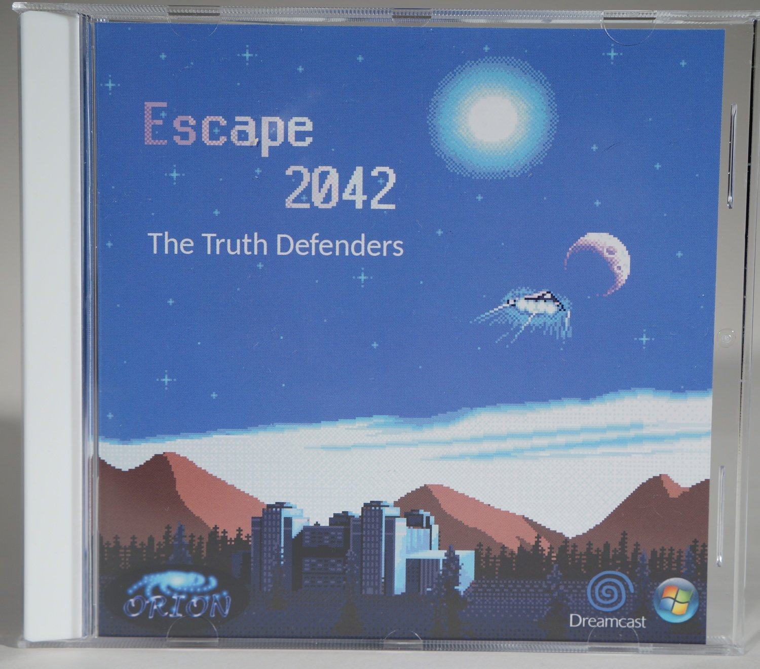 Escape 2042: The Truth Defenders (Dreamcast)
