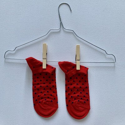 Little Spots - Man Ankle Socks