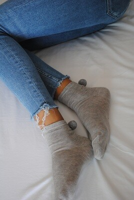Pon Pon - Woman Socks