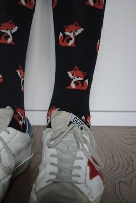 Red & Toby - Man Long Socks