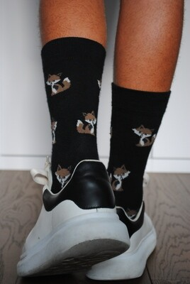 Red & Toby - Man Short Socks