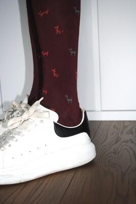Puppy - Man Long Socks
