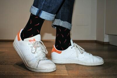 Pepper - Man Long Socks