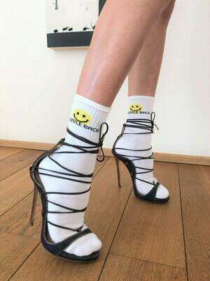 Emoji - Woman Sport Socks