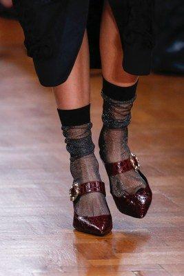 Net - Woman Socks