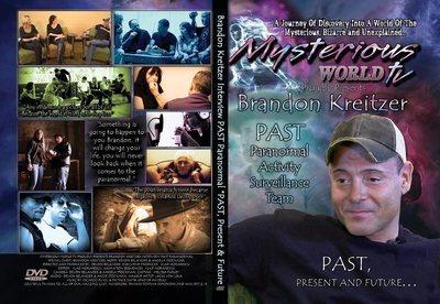 Brandon Kreitzer - PAST, Present and Future