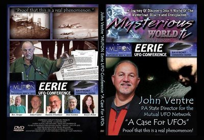John Ventre - The Case For UFOs