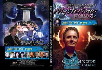 Grant Cameron - UFOs and Consciousness