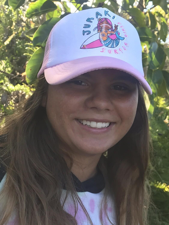Juraki Surfer Girl Hat