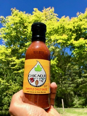 NEW! 12 oz Maple Chicaoji Sauce