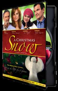 A Christmas Snow DVD