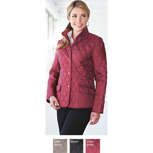 Women's Quilted Jacket