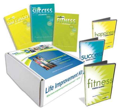 Top 10 Wellness/Fitness Kit
