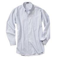 River's End EZ-Care Men's Stripe Casual Shirt