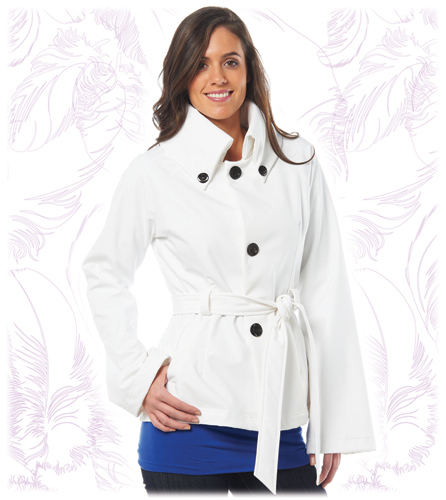 Ladies' Downtown Soft-Shell Coat