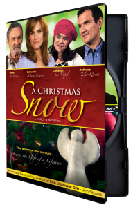 A Christmas Snow DVD