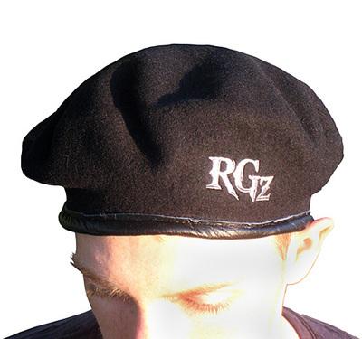 RockGodz Beret Hat