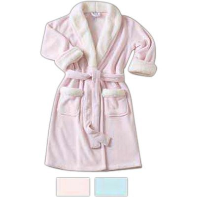 Cotton Candy Bathrobe