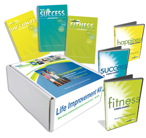 Top 10 Wellness/Fitness Kit