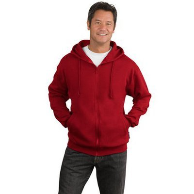 Men's Zip Front Sweatshirt