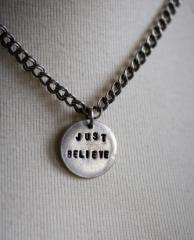 Just Believe Necklace