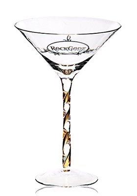 RockGodz Martini Glass